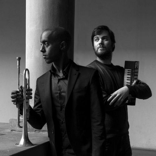 Hermon Mehari et Alessandro Lanzoni