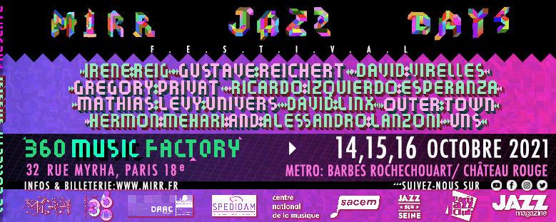 Festival MiRR JAZZ DAYS